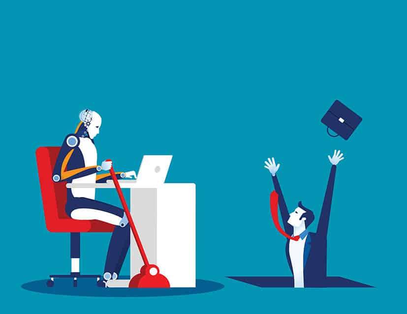 L'Intelligence Artificielle: une véritable menace pour nos emplois?