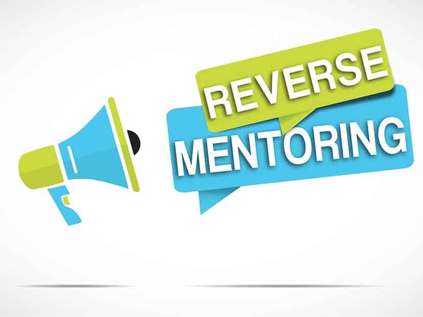 Le « reverse mentoring »