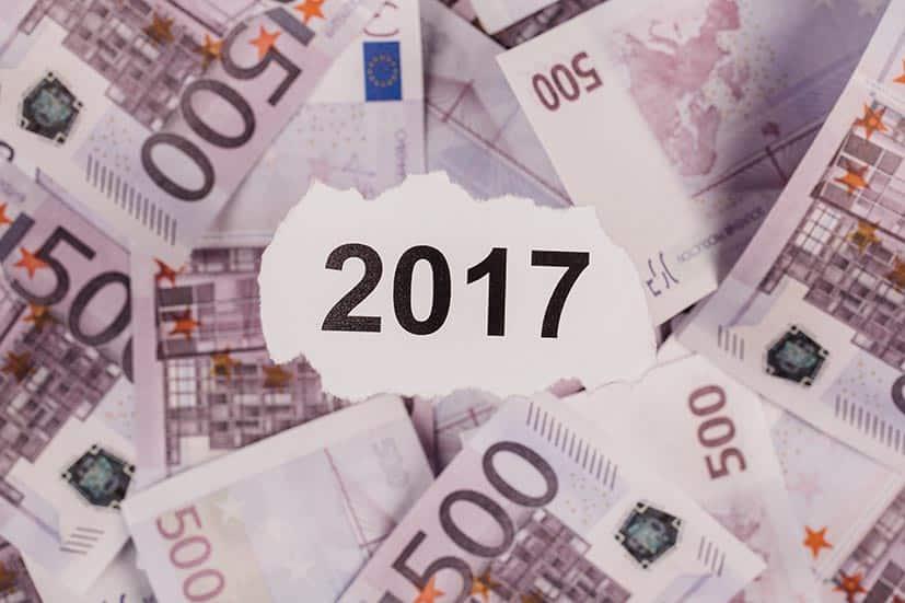 Top 10 des entreprises au plus grosses levées de fonds en 2017