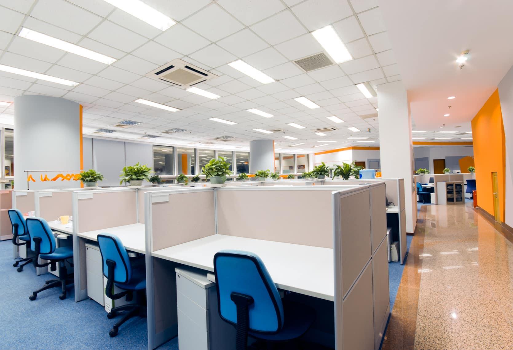 Les 9 bureaux les plus dingues de la planète