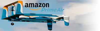 """Le futur concept de livraison d'Amazon : le projet """"Prime Air"""" – Économie  numérique"""