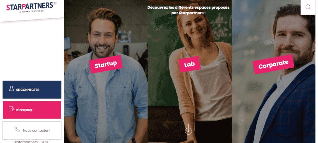 site de rencontre startup