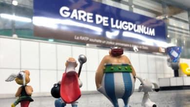 Photo of LA RATP EST PRIS PAR LA FOLIE DES GAULOIS