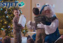 Photo of WESTJET, réalise le buzz pour le Noël
